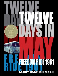 Twelve days in May : Freedom Ride 1961 by Brimner, Larry Dane