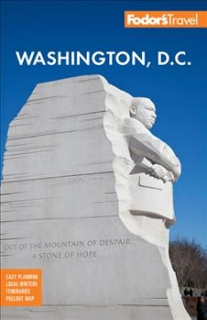 Fodor's Washington D.C. by Fodor's Travel Guides