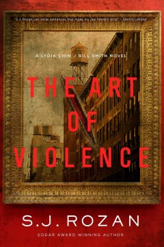 The art of violence by Rozan, S. J.