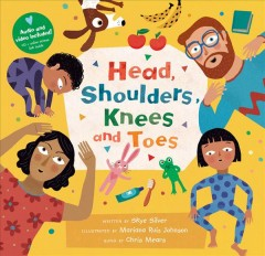 Head, shoulders, knees and toes by Silver, Skye