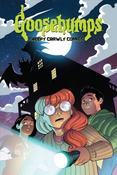 Goosebumps: Creepy Crawly Comics by Vaughn, Jen