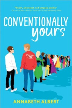 Conventionally yours by Albert, Annabeth