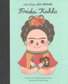 Frida Kahlo by Sánchez Vegara, Ma Isabel