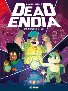 DeadEndia.  the watcher's test  1, by Steele, Hamish