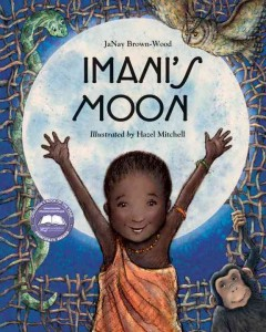 Imani's moon by Brown-Wood, JaNay