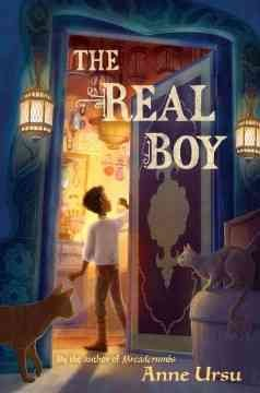 real boy cover