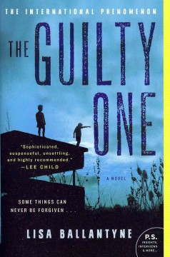 The guilty one / Lisa Ballantyne