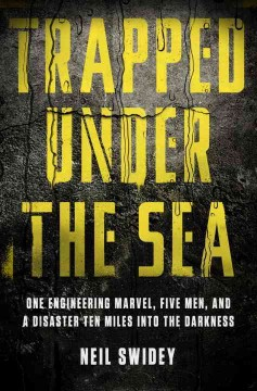 Trapped under the sea : one engineering marvel, five men, and a disaster ten miles into the darkness / Neil Swidey