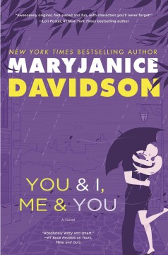You and I, me and you / MaryJanice Davidson