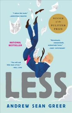 Less : a novel by Greer, Andrew Sean