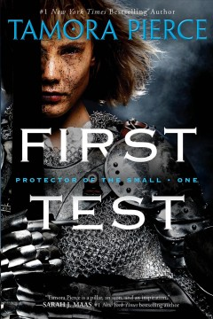 First test by Pierce, Tamora.