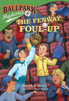 Fenway foul up cover