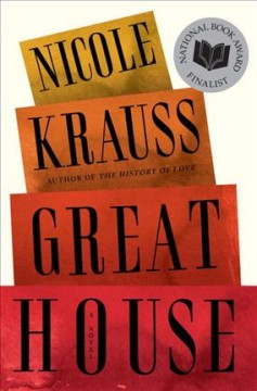 Great house / Nicole Krauss