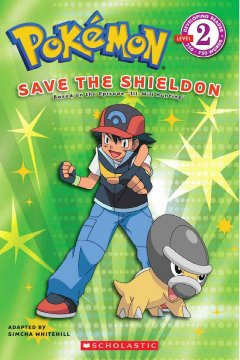 Pokemon Save the shieldon