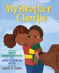 My brother Charlie by Peete, Holly Robinson