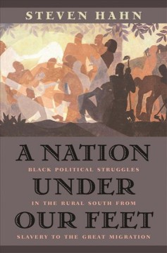 A nation under our feet : Black political struggles in the rural South, from slavery to the great migration by Hahn, Steven