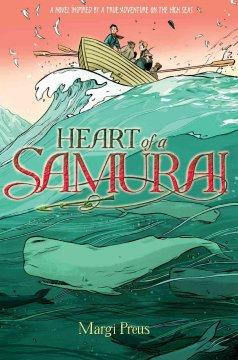 heart of a samurai cover