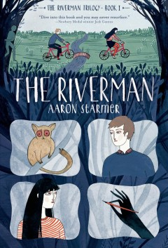 The riverman by Starmer, Aaron