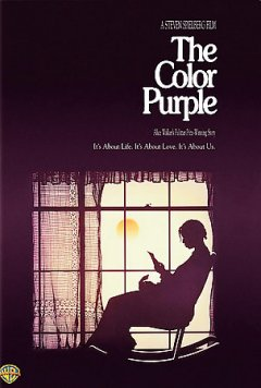 The color purple by