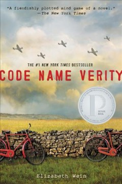 Code name Verity by Wein, Elizabeth