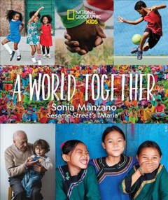 A world together by Manzano, Sonia