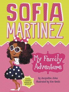 My family adventure by Jules, Jacqueline