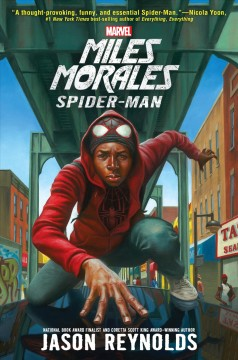 Miles Morales: Spider-Man by Reynolds, Jason