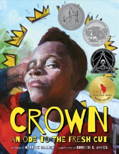 Crown : an ode to the fresh cut by Barnes, Derrick D.