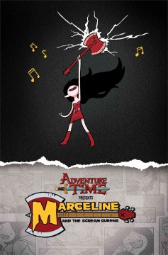 Marceline and the Scream Queens by Gran, Meredith