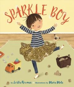 Sparkle boy by Newman, Lesléa