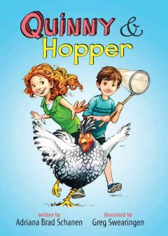 Quinny and Hopper cover