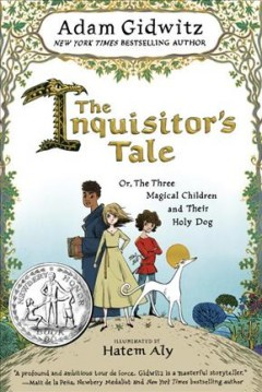 inquisitors tale cover