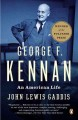 Cover for George F Kennan : An American Life