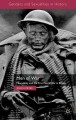 Cover for Men Of War : Masculinity And The First World War In Britain