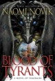 Cover for Blood Of Tyrants