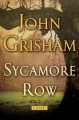 Cover for Sycamore Row