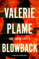 Cover for Blowback : A Vanessa Pierson Novel