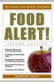 Cover for Food Alert : The Ultimate Sourcebook For Food Safety