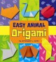 Cover for Easy Animal Origami