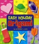 Cover for Easy Holiday Origami