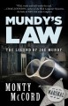 Cover for Mundys Law : The Legend Of Joe Mundy